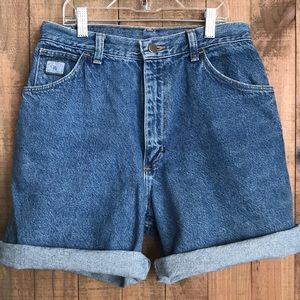 High waisted Jean Shorts Size 27